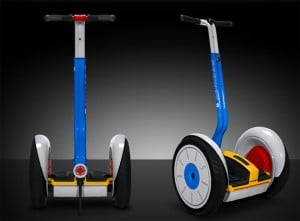 Now You Can Colorware Your Segway