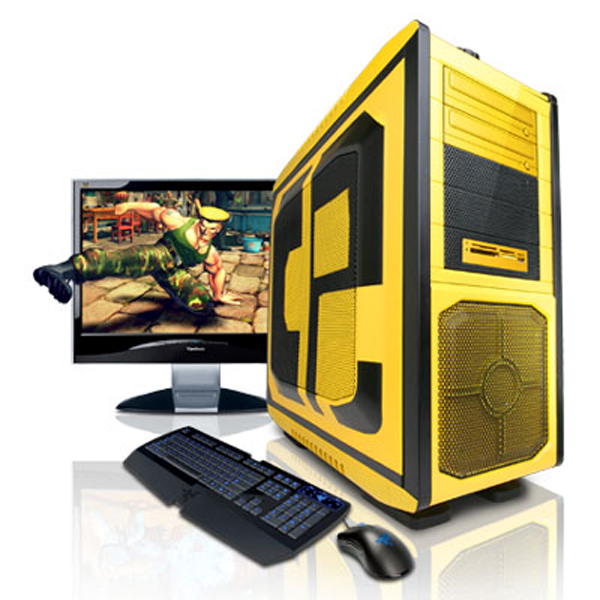 CyberPower's New Gaming PCs Feature NVIDIA 3D Vision