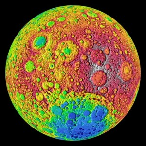 Darkside Of The Moon Captured In Full Detail