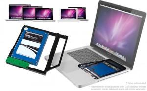 OWC Data Doubler Adds Storage to MacBooks