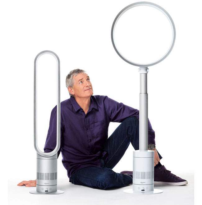 Dyson Adds Two New Bladeless Fans To Their Air Multiplier Range