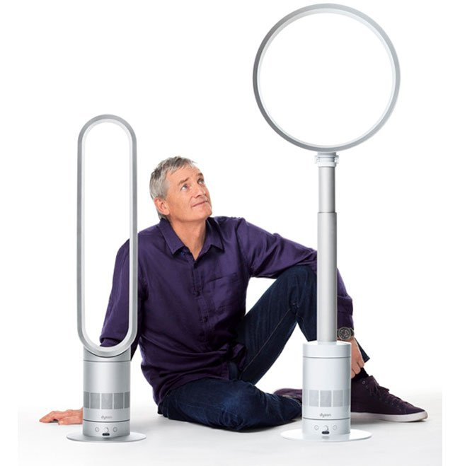 Dyson Adds Two New Bladeless Fans To Their Air Multiplier
