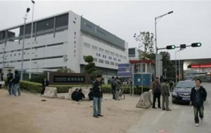 Management Company Takes Over Foxconn Worker Dorms in China