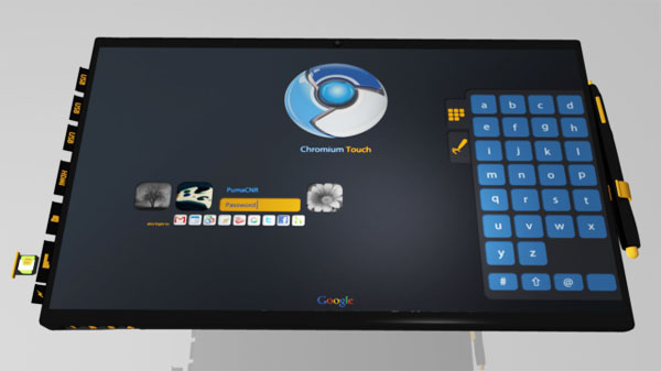 Geeky Tablet