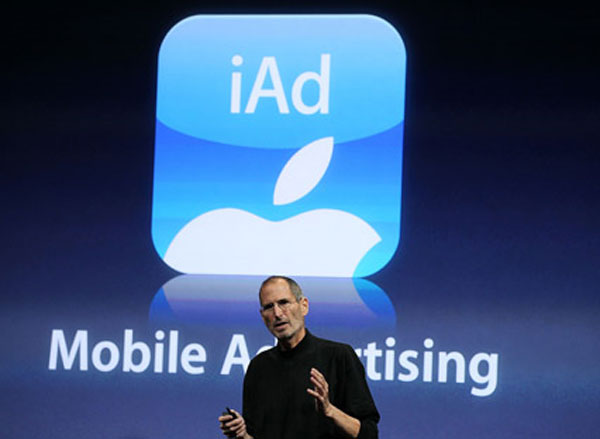 Google's Ad Mob Boss Complains About iPhone iAd Platform