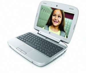 HP Announces Mini 100e Education Edition Netbook