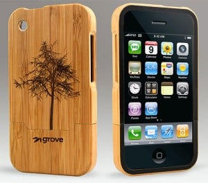 iPhone 4 Grove Made Bamboo Case