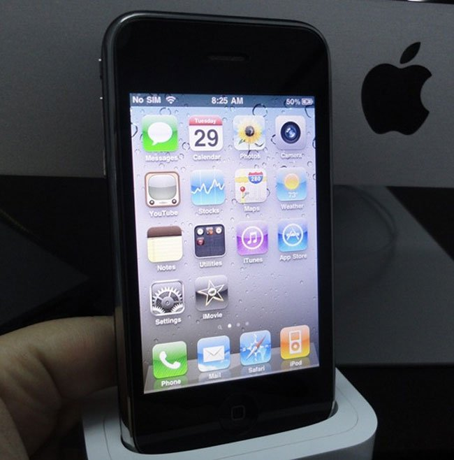 iMovie Running On An iPhone 3GS (Video)
