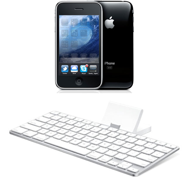 iPhone iPad Keyboard