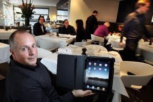 Australian Restaurant Replacing Menus With iPads