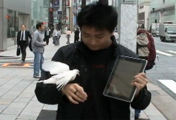 iPad Street Magic