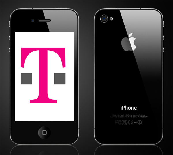 iPhone 4 Headed to T-Mobile UK