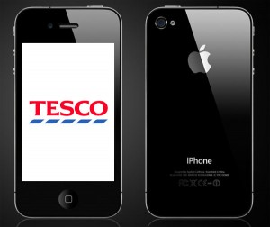 iPhone 4 UK Headed To Tesco Mobile