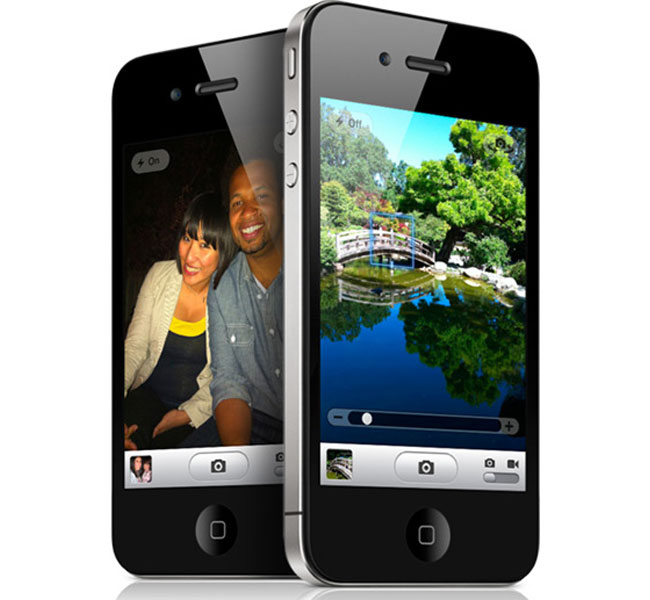 iPhone 4 Video