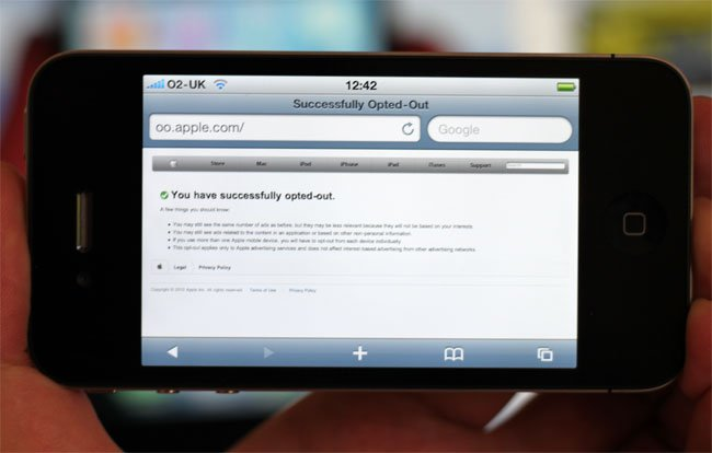 Apple's iOS 4 Privacy Policy Subject To Congress Inquiry