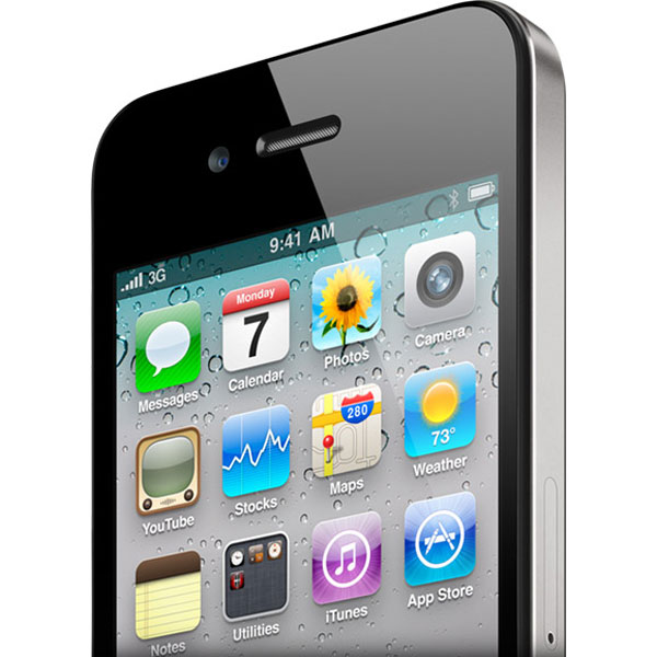 iPhone 4 Comes With 512MB Of RAM