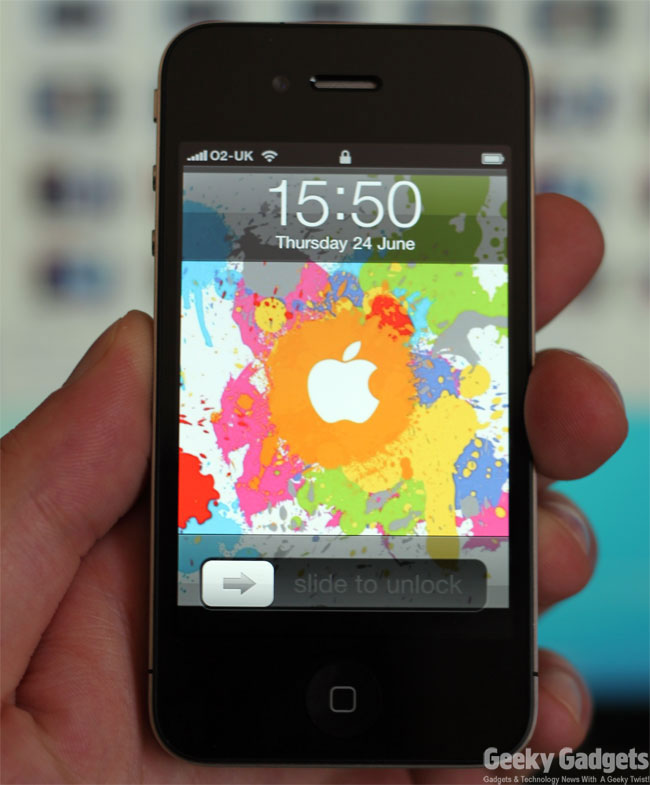 iPhone 4 Hands On - First Impressions