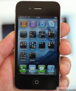 iPhone 4 Costs $188 To Build?