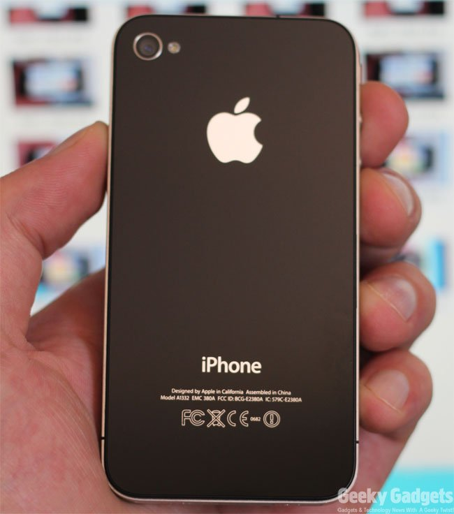 iPhone 4 hands on first impressions