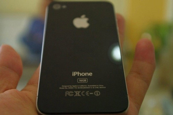 Apple's iPhone 4G Turns Up Again (Video)
