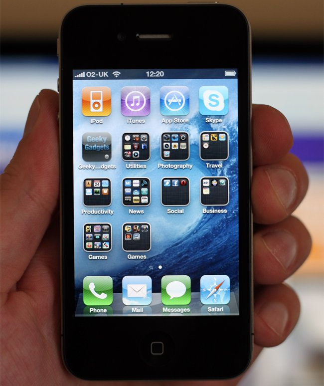 iPhone 4 Reception Issues Could Be Solved By Software Update