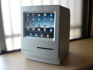 macintosh Classic ipad Mod
