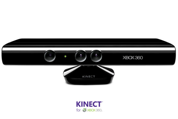 Xbox 360 Slim, Microsoft Kinect Games Detailed