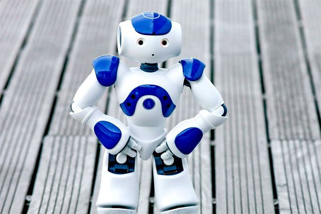 20 Nao Robots Synchronized Dancing (Video)
