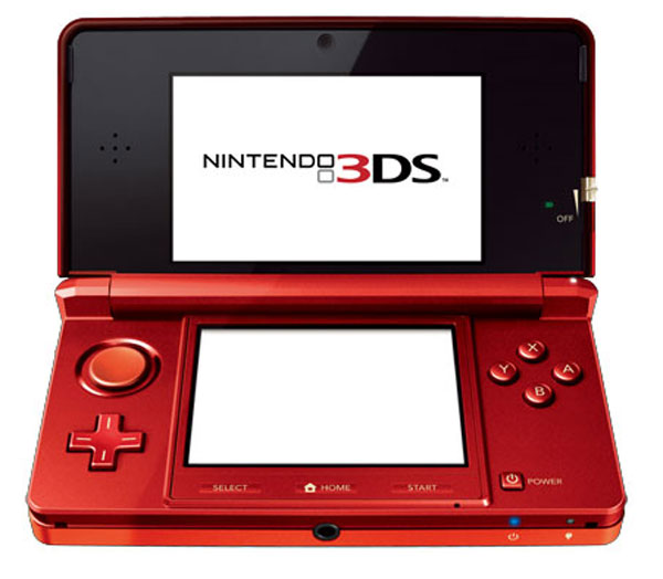 Nintendo 3DS Gets Official