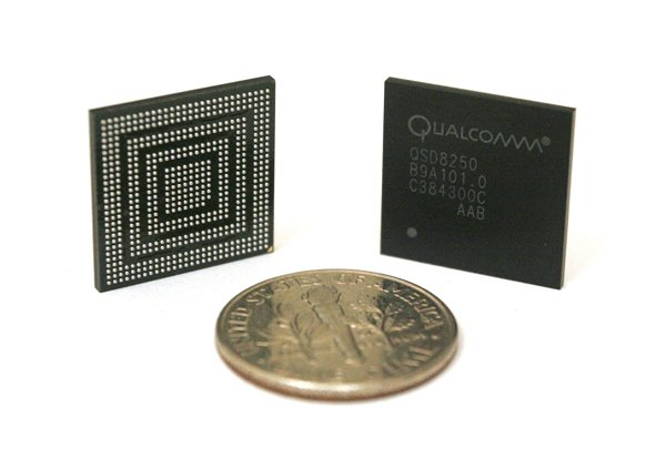 Qualcomm's New Dual Core Snapdragon 1.2GHz Processors