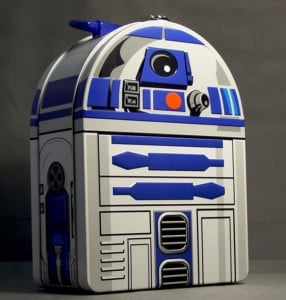 The R2-D2 Lunch Box