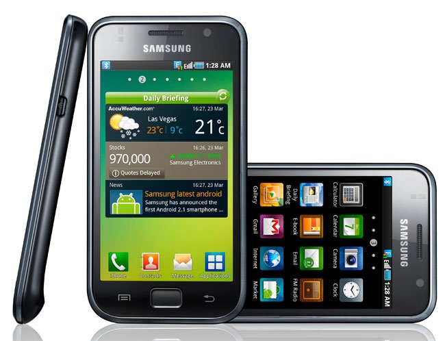 Android 2.2 Headed To All Samsung Galaxy S Smartphones