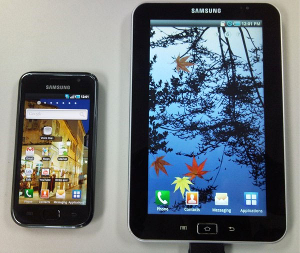 Samsung Galaxy Tab Android Tablet Coming This Summer
