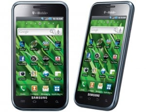 Samsung Vibrant Headed To T-Mobile (Samsung Galaxy S)