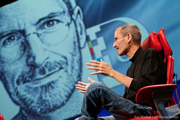 Steve Jobs Says The iPad Came Before The iPhone