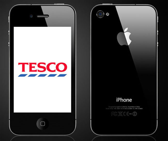 Tesco iPhone 4 UK Contracts And Pricing Announced