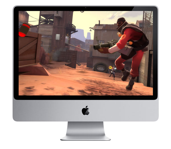 Team Fortress 2 Lands On The Mac