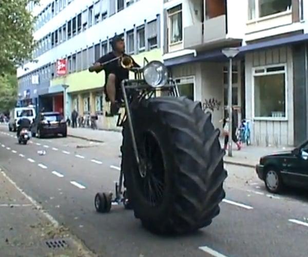 The Monsterbike