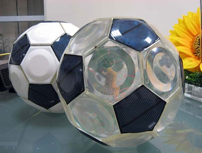 The Solar Soccer Ball (Football)