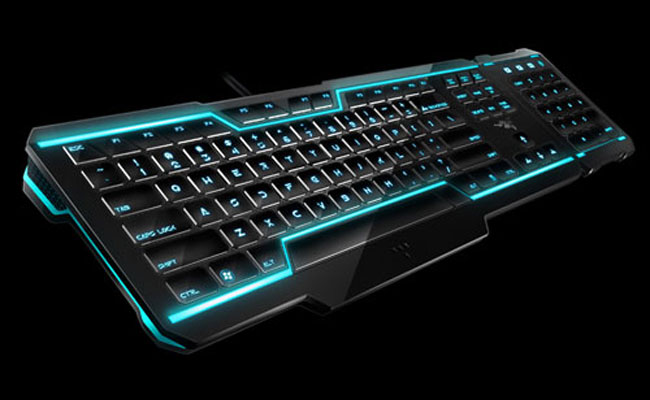 Razer Tron Legacy Gaming Mouse And Keyboard