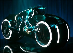 Get Your Own Street Legal Tron Legacy Lightcycle
