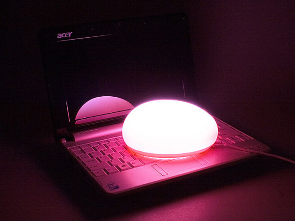 The USB Mouse Lamp