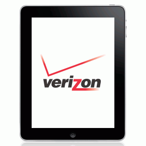 Verizon Testing Out The Apple iPad?