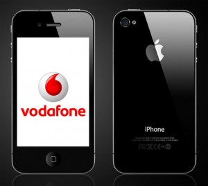 Vodafone UK Sold Out Of The iPhone 4