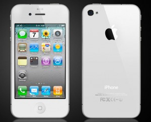 No White iPhone 4 Until July