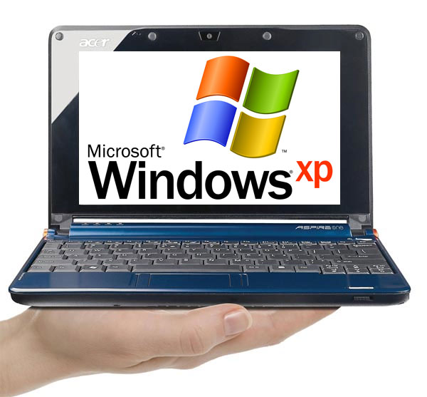 Microsoft To Stop Windows XP On Netbooks From October 2010