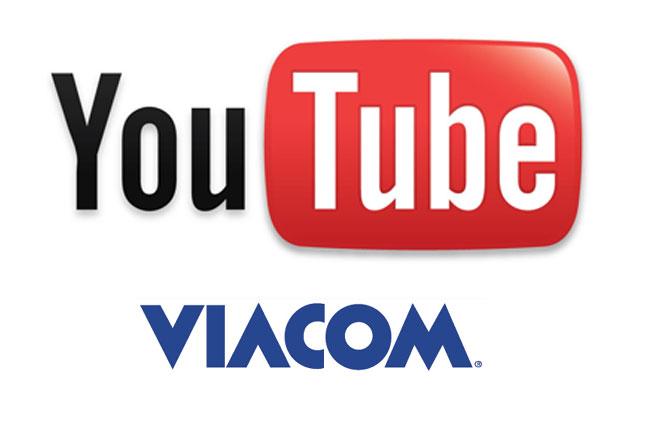 youtube viacom