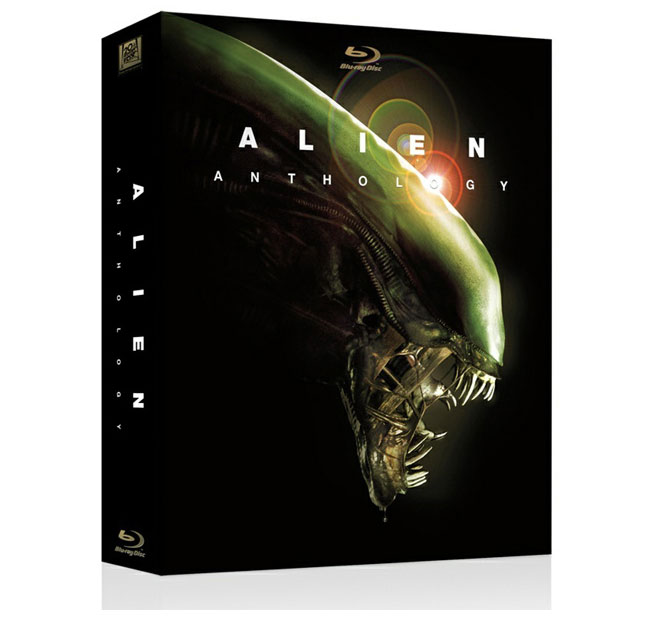 Aliens Anthology Released On Blu-Ray