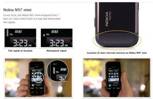 Apple Nokia N97