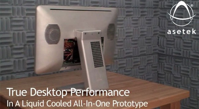 Asetek Liquid Cooled Core i7 All In One PC